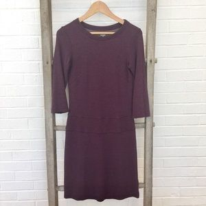 Horny Toad Woman's 3/4 Sleeve Dress